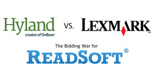 Lexmark Increases Bid for ReadSoft in Wake of Competing Offer